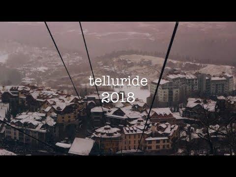 a weekend in telluride
