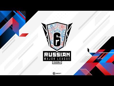 Russian Major League — Season 4 | Третья неделя — День #2