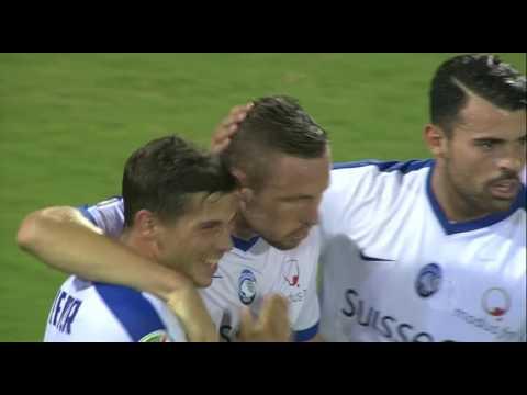 Il gol di Kurtic - Crotone - Atalanta - 1-3 - Giornata 6 - Serie A TIM 2016/17