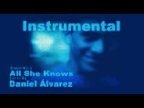 Karaoke - Bruno Mars - All She Knows cover by DanielAlvarezStgo