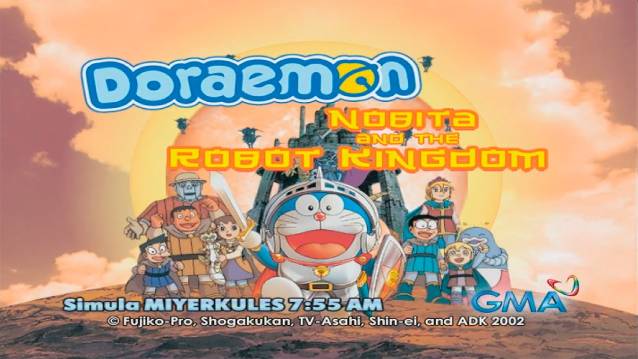 Doraemon Stays on GMA | From the Tube