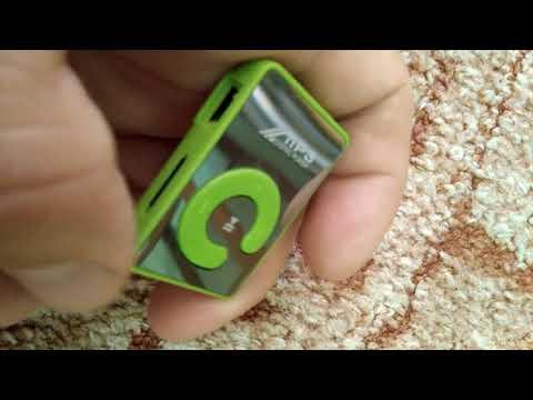 GearBest MP3 pleer