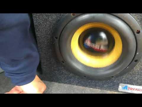 American Bass 8 VFL
