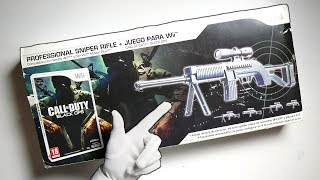 Call of Duty Black Ops SNIPER RIFLE EDITION Unboxing!
