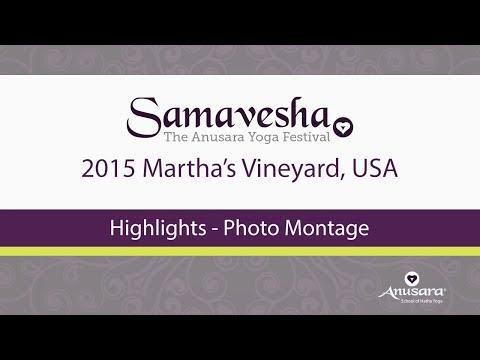 Anusara® Samavesha 2015 - Highlights