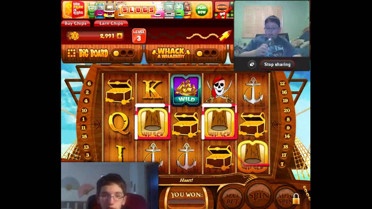 Press Your Luck Slot Machine Online