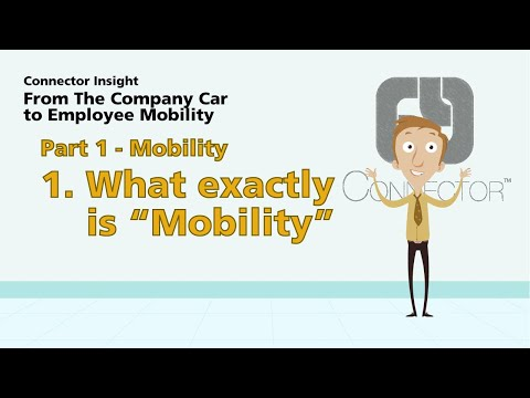 "1-1 What exactly is ""Mobility""?"