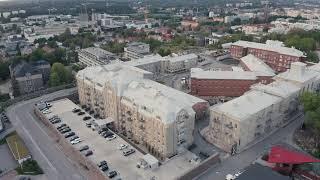 Ikkunatehdas Lasivuorimaa  -referenssikohde Kakola, Turku