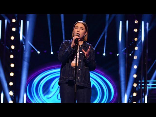 Tua Selge: Stay – Rihanna - Idol Sverige (TV4)