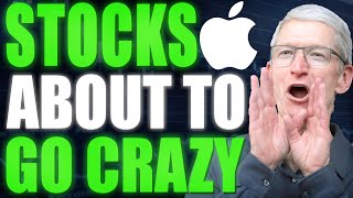 The Stock Market Is Gonna Go Crazy! AAPL Stock