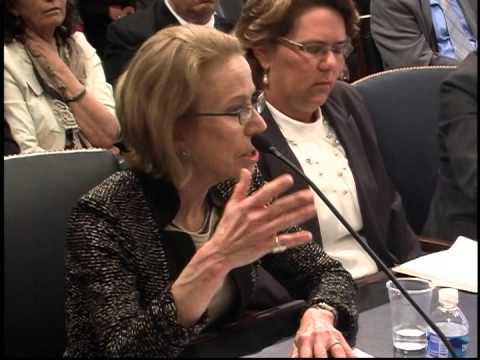 Kathleen Hartnett White testified before U.S. House Committee on oversight and investigations