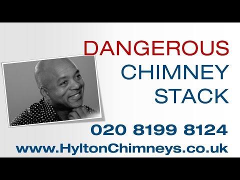 Dangerous Chimney Stack | Hylton Chimneys | 020 8199 8124