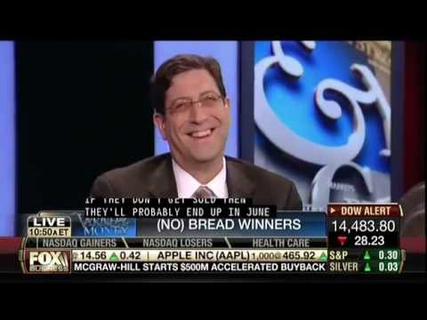 Jonathan Greenstein Judaica Arts on Stuart Varney with $35 Thousand Passover Wine Cup