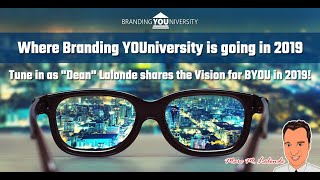 👨‍🏫 [VISION EVENT] Where Branding YOUniversity is going in 2019