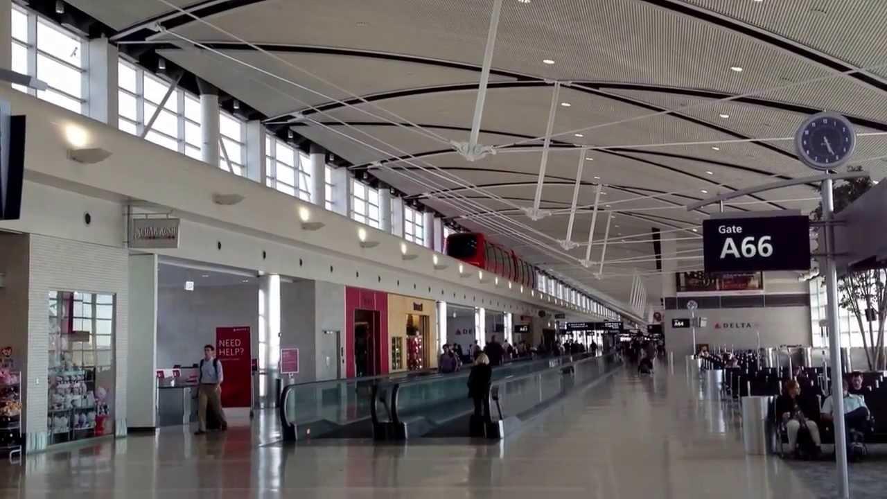 Aeroporto Viracopos : Na sala de embarque do aeroporto alemanha tem um metrô