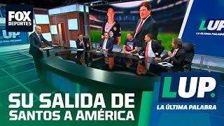 LUP: Marchesín habla de su salida de Santos a América