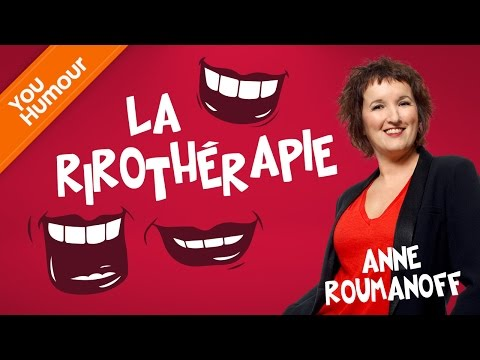 Anne ROUMANOFF, La rirothérapie