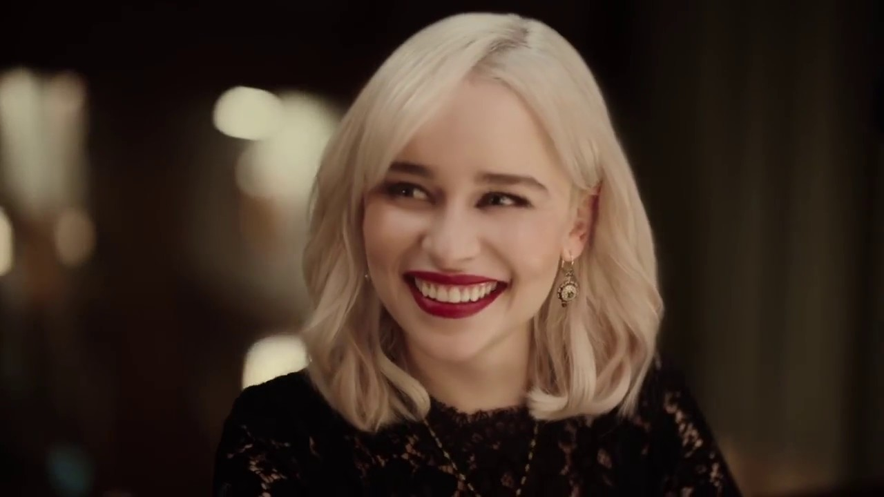 ca0bcf8ef4d Emilia Clarke for Dolce   Gabbana  The Only One  Fragrance - YouTube