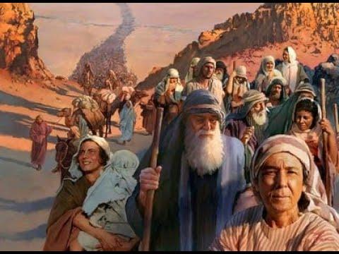 Ezekiel Lesson 4 - The Restoration Of Israel - Chapters 33-48