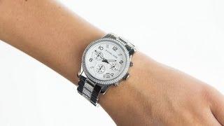 Michael Kors Ladies Chronograph Parker Watch MK5825