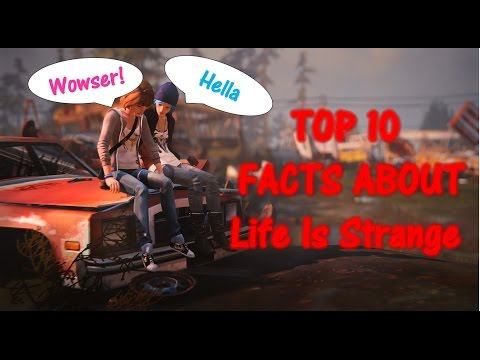 Top 10 Facts About Life Is Strange