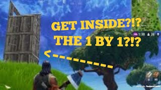 How to get inside on your opponents 1 by 1 on Fortnite? (Tutorial)   Xru Silent