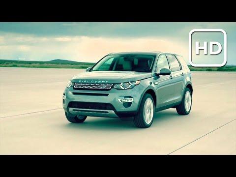El Todoterreno Del Futuro: Land Rover Discovery Vision Concept