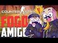 Cuidado com o Amigo! -  CS:GO Competitivo Momentos Engraçados