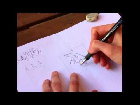 «Леттеринг - основы рисования букв» - видеокурс Анны Лиепиной