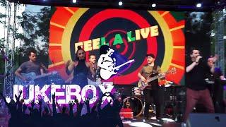 Jukebox &amp Bella Santiago - Shape of You Rockabye Live Medley Cover