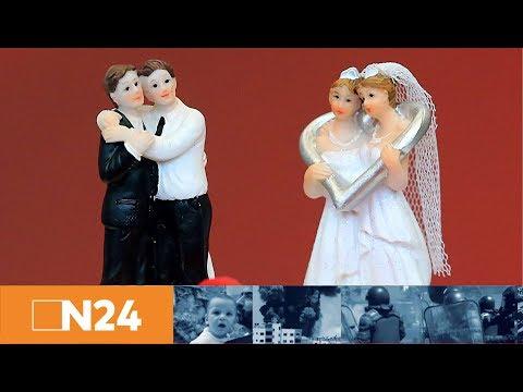 N24 Nachrichten - Geschichte Wird Gemacht: Bundestag Sagt Ja Zur Ehe Für Alle