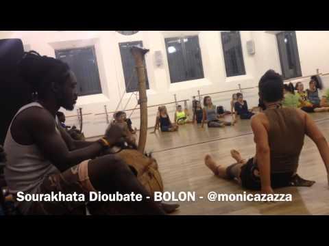 Sourakhata Dioubate - Bolon - @monicazazza