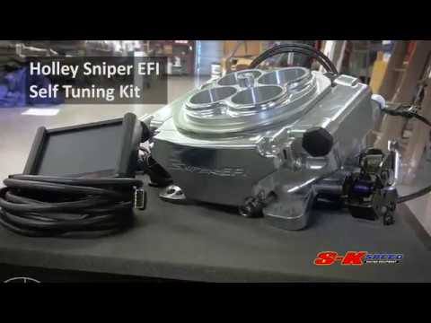 HOLLEY SNIPER EFI 550-510K Master KIT