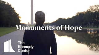 Monuments of Hope - Official Teaser | Washington National Opera