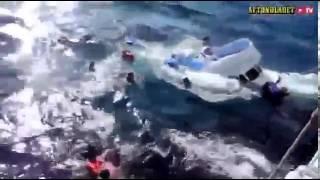 Barco de Buceo se hunde en Tailandia con 72 pasajeros