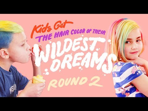 Wild Hair Colors Part 2 | Kids Hair | HiHo Kids