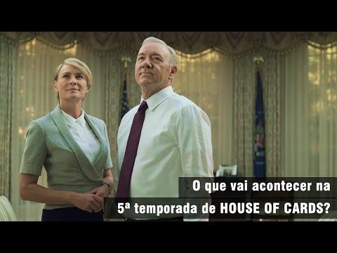 O que vai acontecer na 5ª temporada de House of Cards?