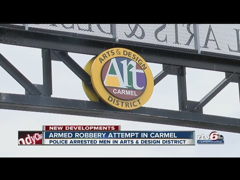 Armed robbery attempt in Carmel