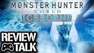 Monster Hunter World: Iceborne - Monster oder Mau? | Review Talk mit Trant, Sandro & Etienne