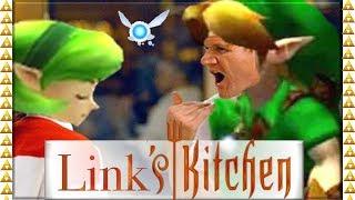 Gordon Ramsay in Zelda: Terrorizing Kokiri Forest