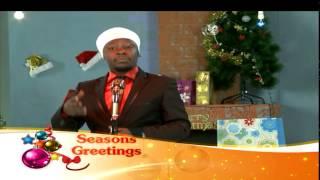 Merry Christmas From Gospel Artist Allan Aaron