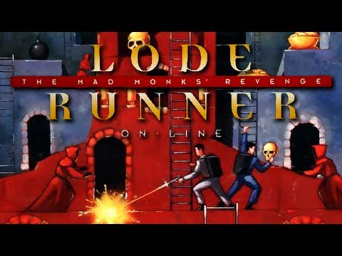 LGR - Lode Runner Online: Mad Monks' Revenge - PC Game Review