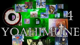 yoahimune chapter 4 a magical girl lyrical nanoha fanfic