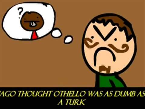 Othello in Three Minutes