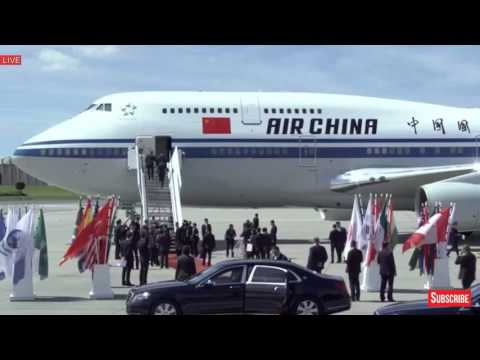WATCH: Chinese President Xi Jinping arrives at G20 Meeting