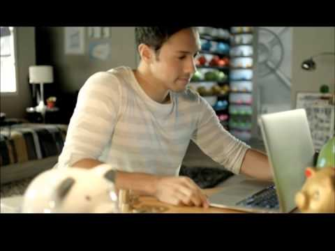 "Sun Life ""Piggy Bank"" TV commercial 2014"