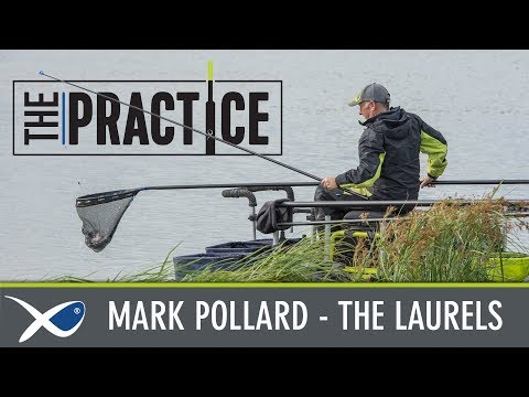 *** Coarse & Match Fishing TV *** The Practice - Mark Pollard At The Laurels