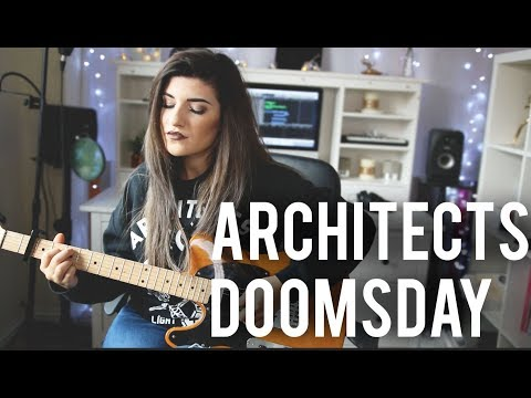 Architects - Doomsday | Christina Rotondo Cover