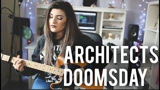 Architects - Doomsday | Christina Rotondo Cover