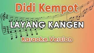 Download Mp3 Didi Kempot - Layang Kangen  Karaoke Lirik Tanpa Vokal  By Regis